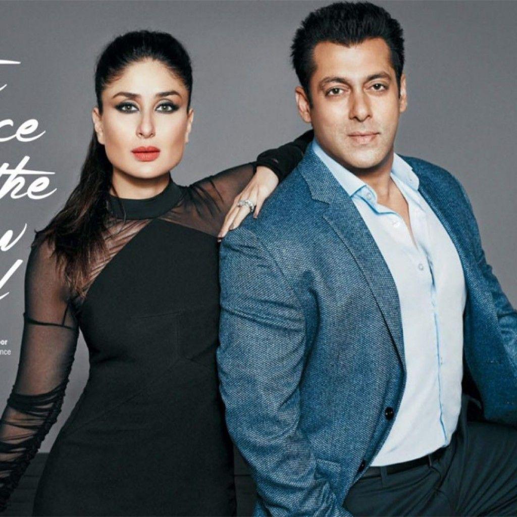 صور كارينا كابور وسلمان خان على مجلة Filmfare يوليو 2015