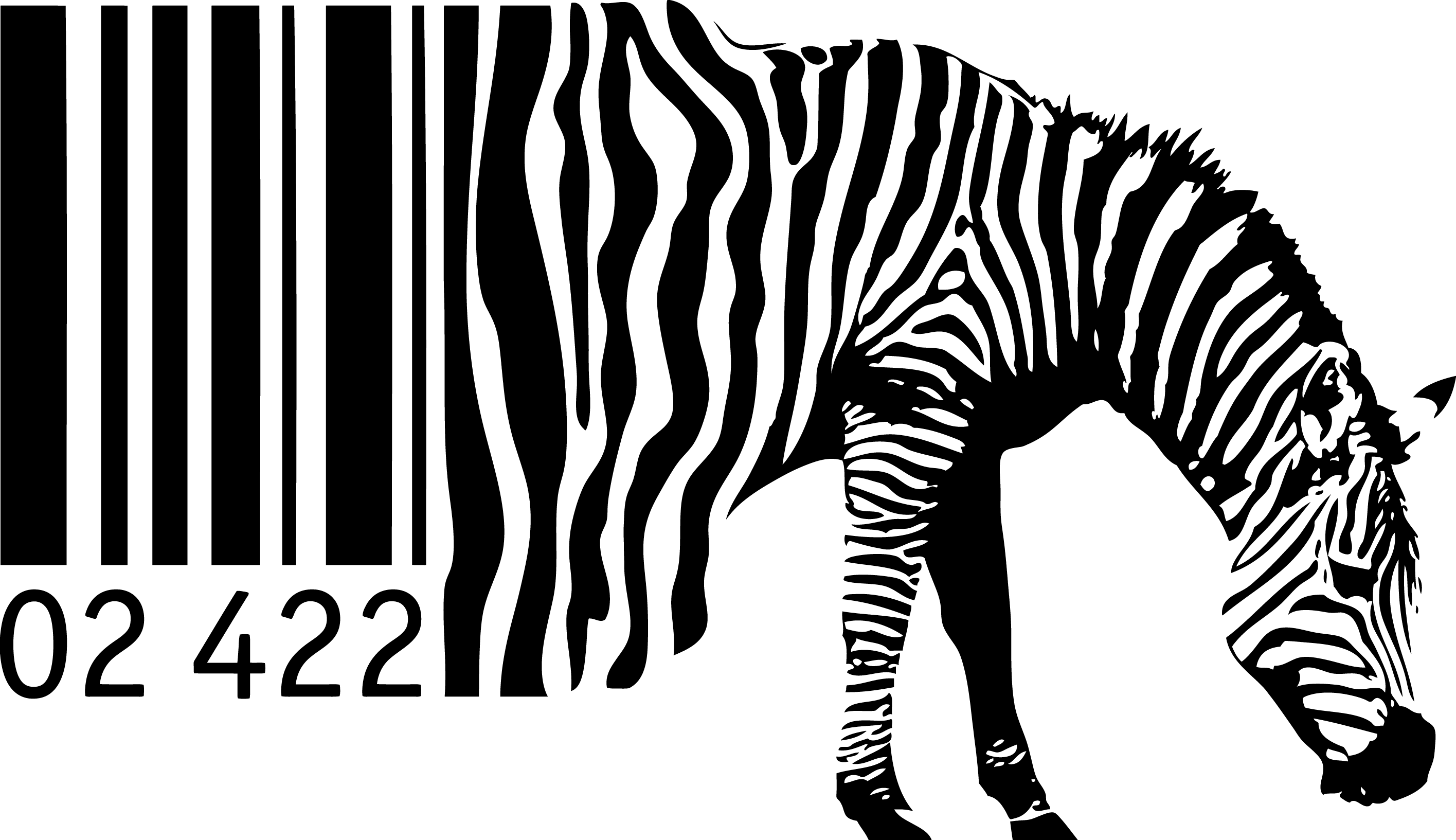 Leather Accent Tag - Zebra Foal by VIDA VIDA CfDbFJv77s
