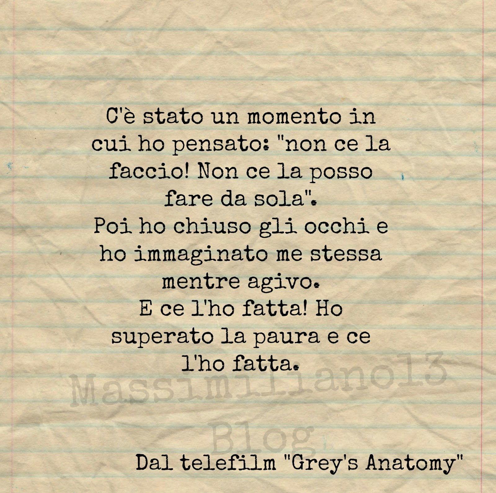 grey\'s anatomy frasi - Pesquisa Google | Grey s anatomy | Pinterest ...