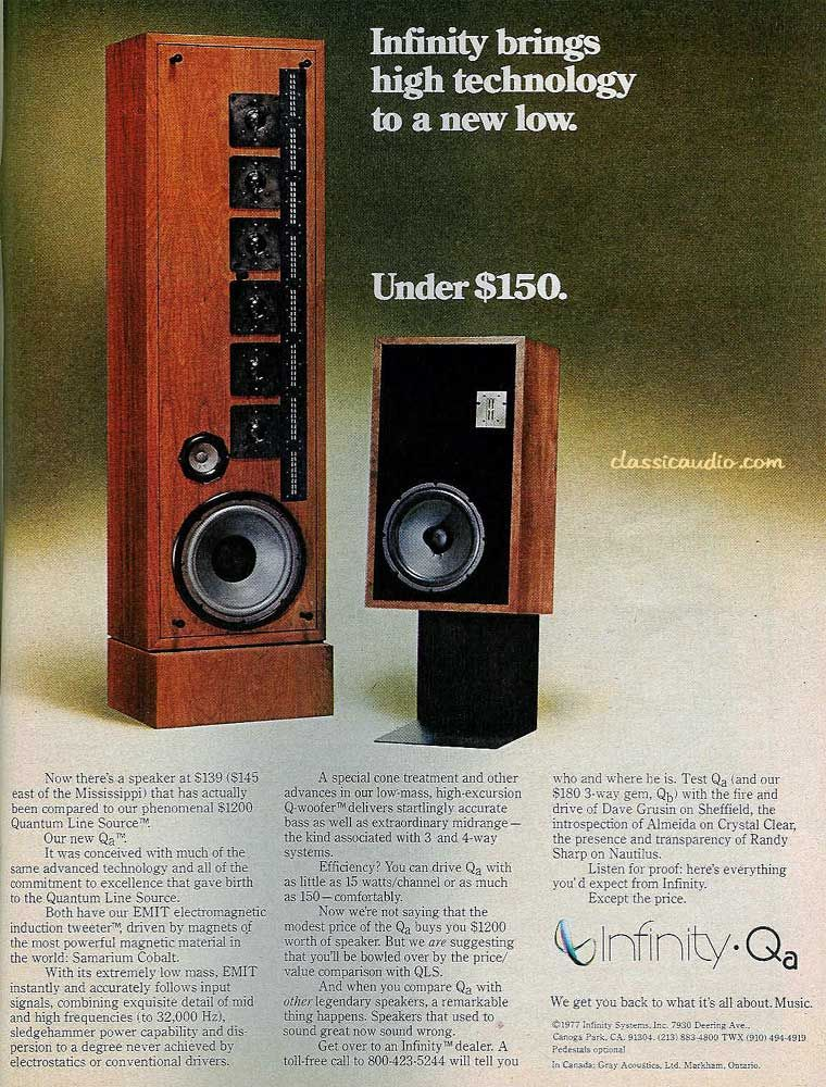 Interesting Stereo Ads? Post a pic for memory lane's sake  | Page 17