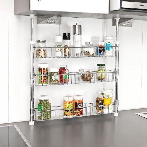 101 Objets Pour Votre Maison Qui Vont Vous Simplifier La Vie Studio - fixer plan de travail cuisine