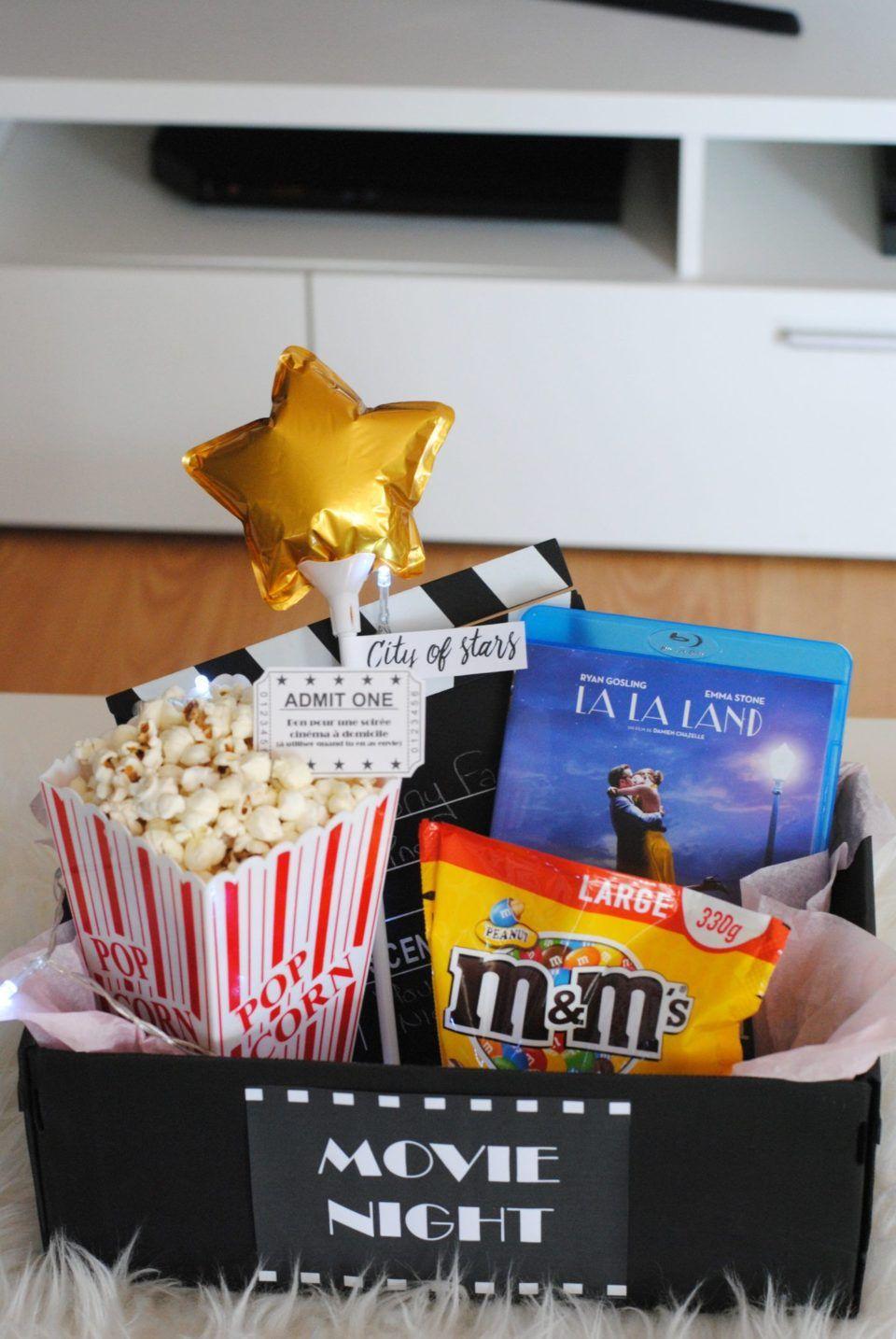DIY 4 Fabriquer (et offrir) une box cinéma pour la