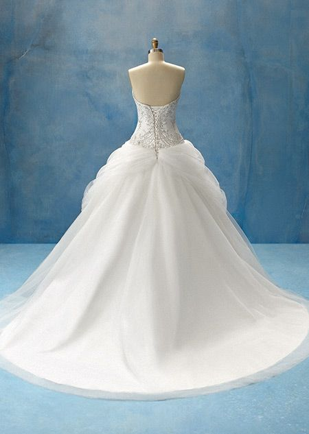 Alfred Angelo 2011 Belle Dress | The Heart, Like a Rose, blossoms ...