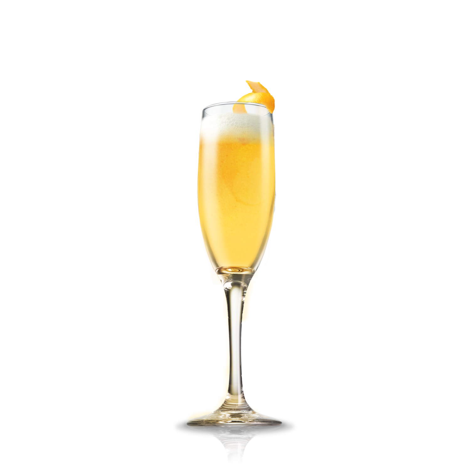 Mimosa Drink: Main Alcohol: Champagne Ingredients: 2 1/2 Oz (1