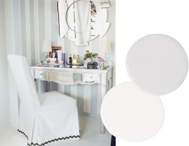 best paint color combinations Slate, Paint stripes and White paint
