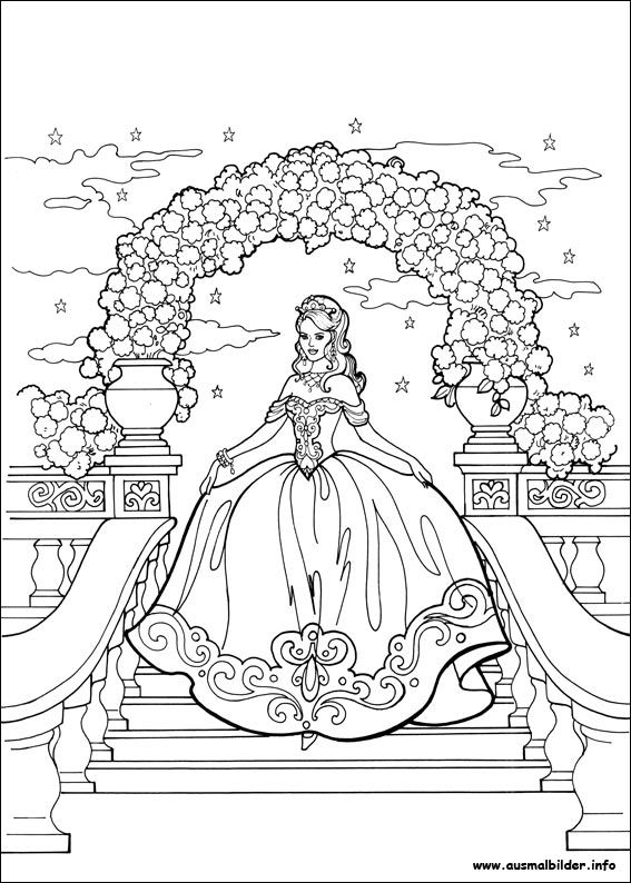 Princess Leonora malvorlagen | Coloring Pages, Ausmalbilder ...