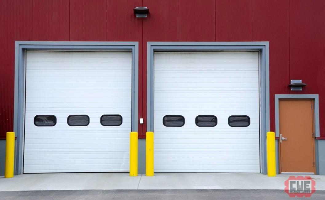 China Wing Industrial Door Industrial Door Industrialdoor Safe Strong Rockwool Pufoam Safetyde Garage Doors Garage Door Repair Commercial Garage Doors