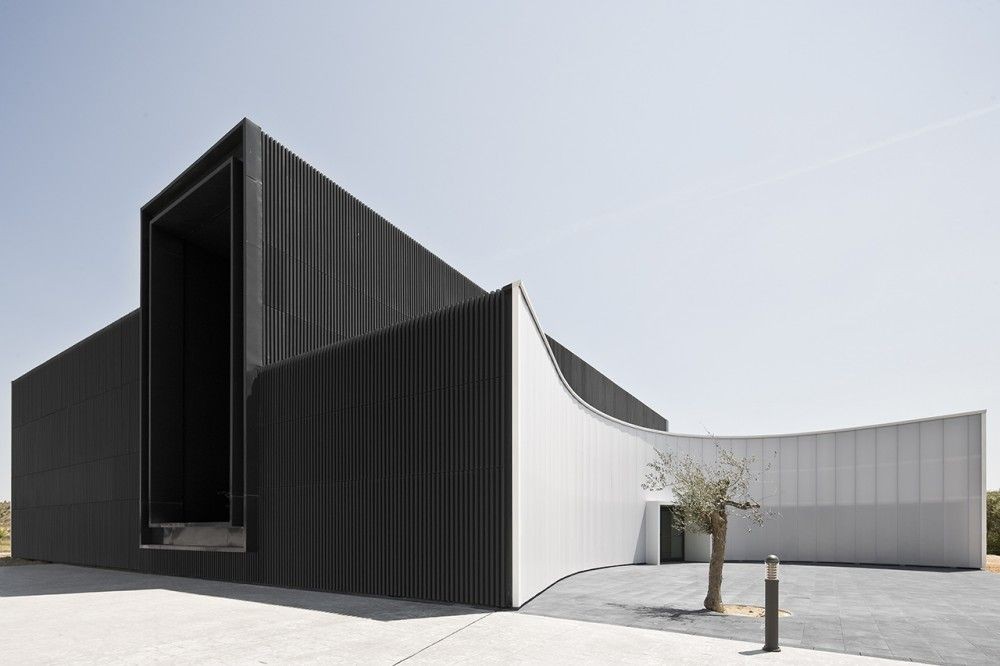Centro de Visitantes Ascó / [ARQUITECTURIA] Josep Camps + Olga Felip
