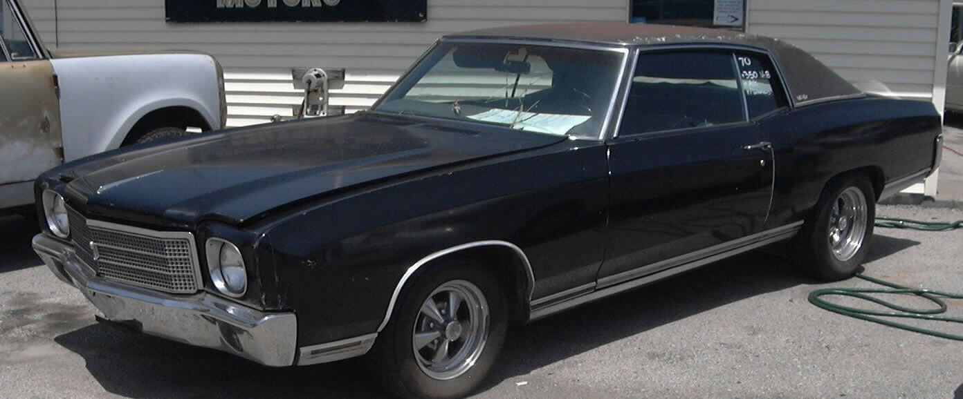 Chevy Monte Carlo 1970s - Google Search | Cars | Pinterest | Chevy ...