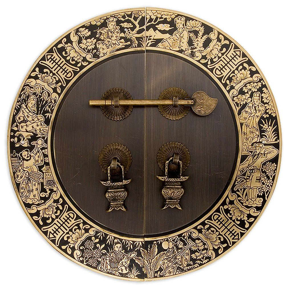 Blessings for Long Life Cabinet Face Plate 9-1/2″