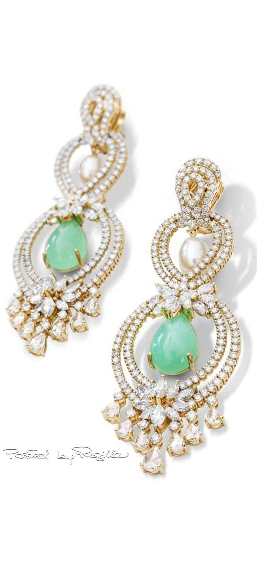 Regilla farah khan tiaras y joyas fantásticas pinterest