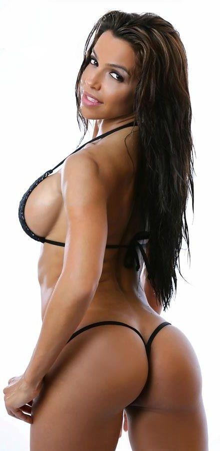 Sexy latina thongs