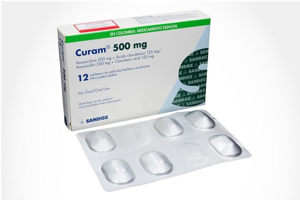 Curam 1g مضاد حيوي واسع المجال ليعمل على لاج التهاب اللوزتين والحلق والأذن الوسطى بشكل رئيسي ولكن هناك اعراض جانبية يجب معرفتها Ashley Johnson Pill Karen Page
