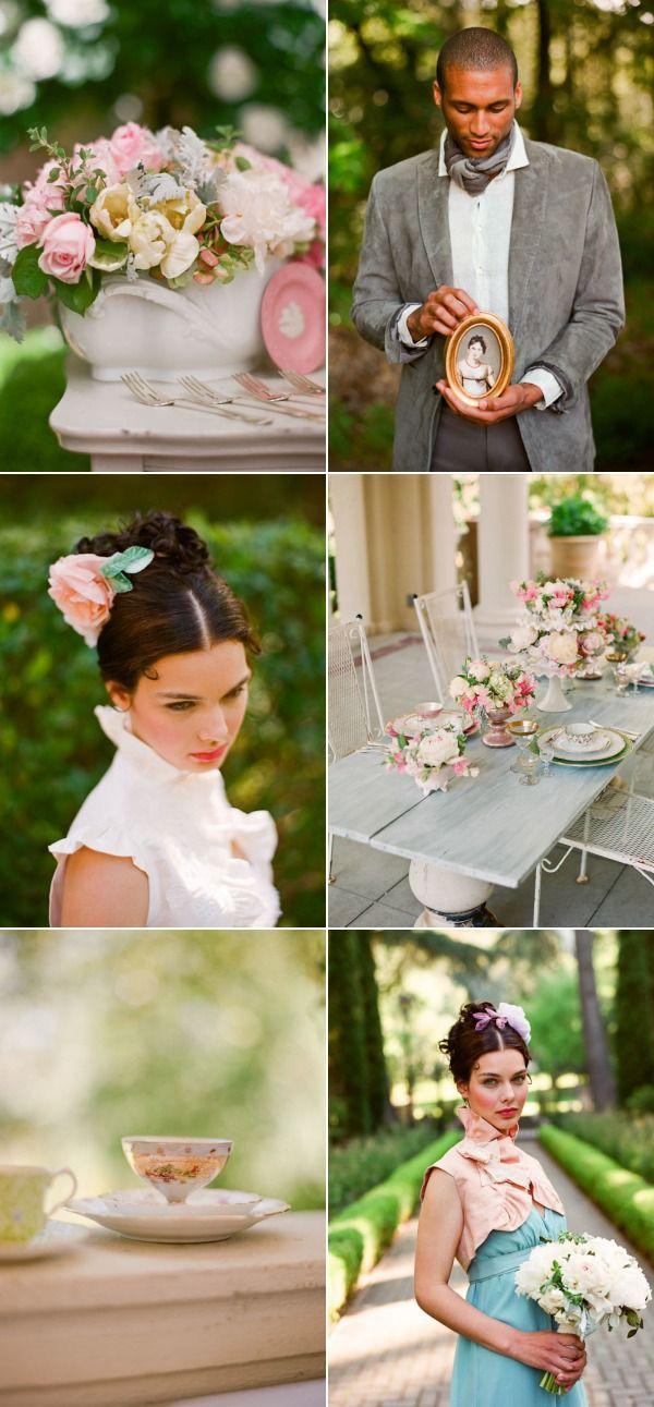 Pride And Prejudice Wedding Inspiration Pride Inspiration And