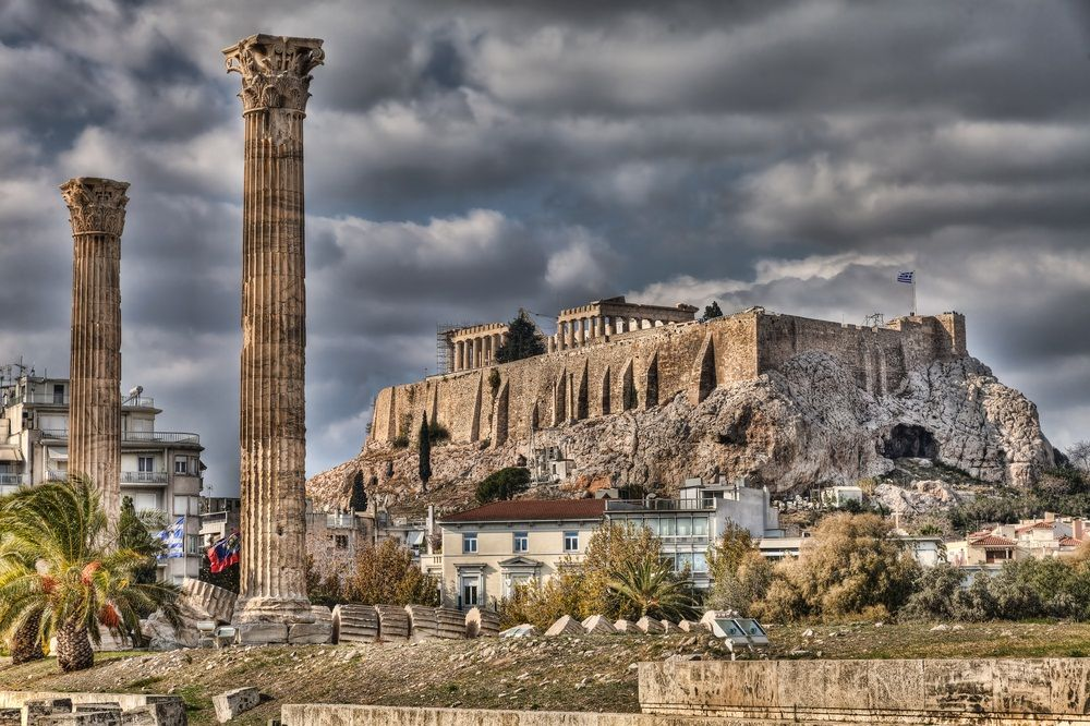 the acropolis essay
