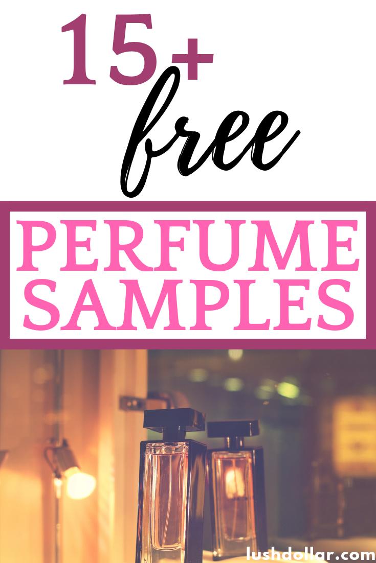 Free Perfume Samples (15+ Very Easy Strategies Perfume