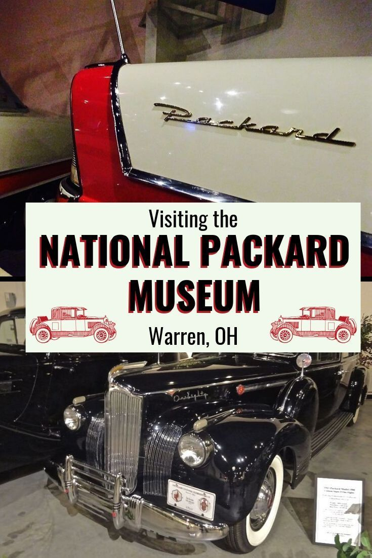 Besuch des National Packard Museum   – Classic Car Museums & Sights – #Besuch #c…