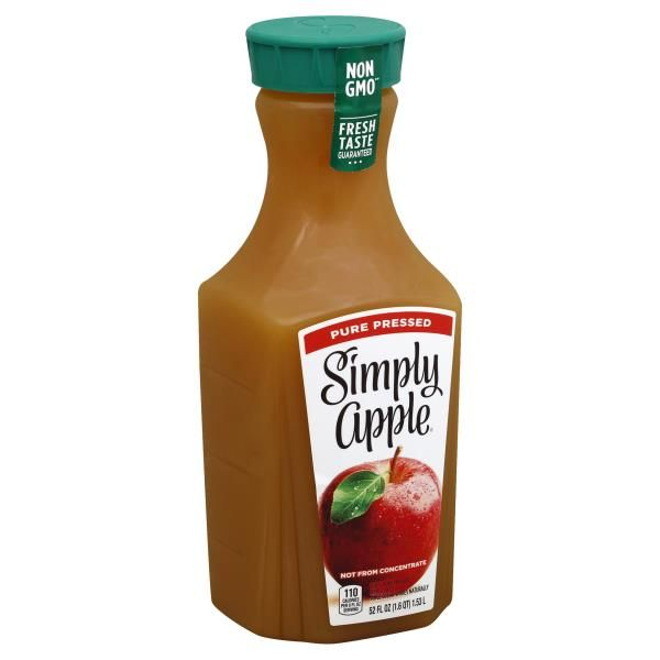 Simply Apple Apple Juice Simply apple juice, Juice store