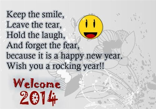 Funny New Year Poems For Friends 2014 | THINGS THAT MAKE ME GO HUMMM ...