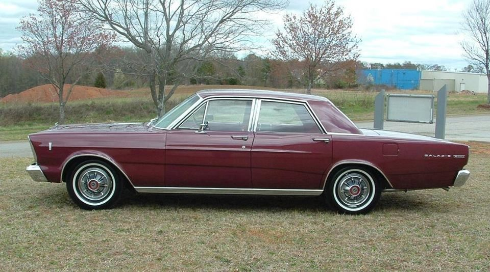 1966 Ford Galaxie 500 Sedan Maintenance Restoration Of Old Vintage Vehicles The Material For New Cogs Casters Ford Galaxie Ford Galaxie 500 Old American Cars