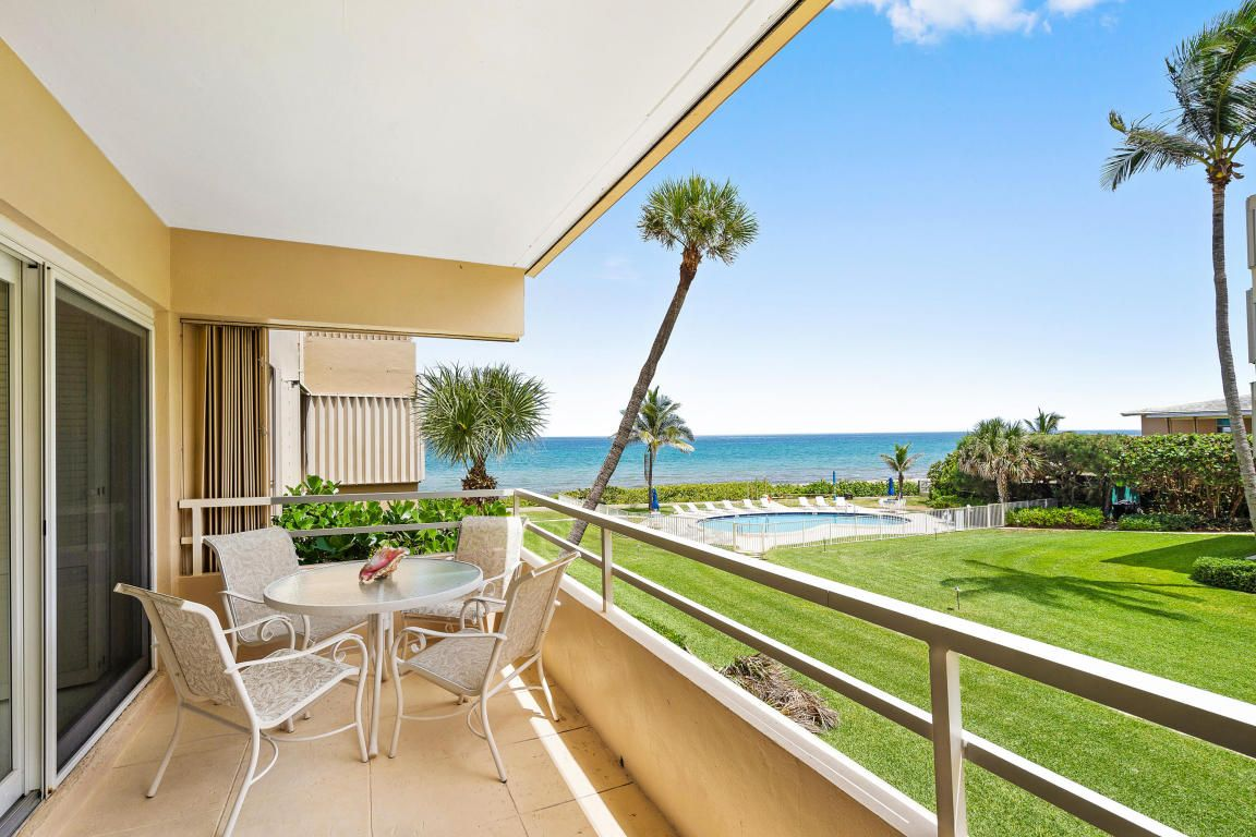 2701 South Ocean Boulevard Unit 23 Highland Beach FL The