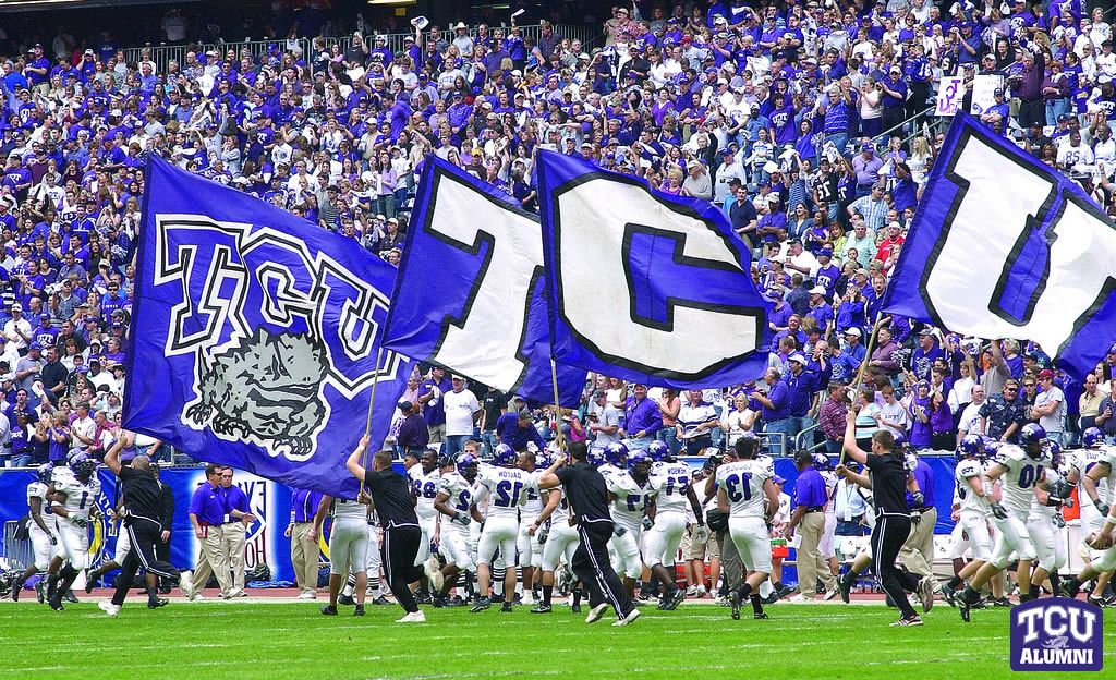 TCU Football Wallpaper Texas Christian University Horned