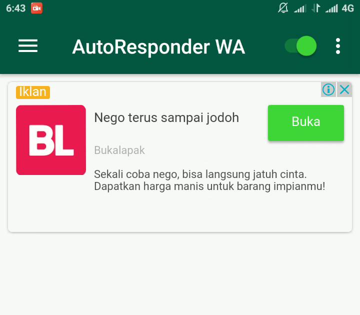 Cara Membuat Bot Whatsapp Auto Reply Dengan Mudah Tutorial Bot Whatsapp Auto Reply Tanpa Aplikasi Dengan Mudah 2020 Aplikasi And Iphone Aplikasi Periklanan