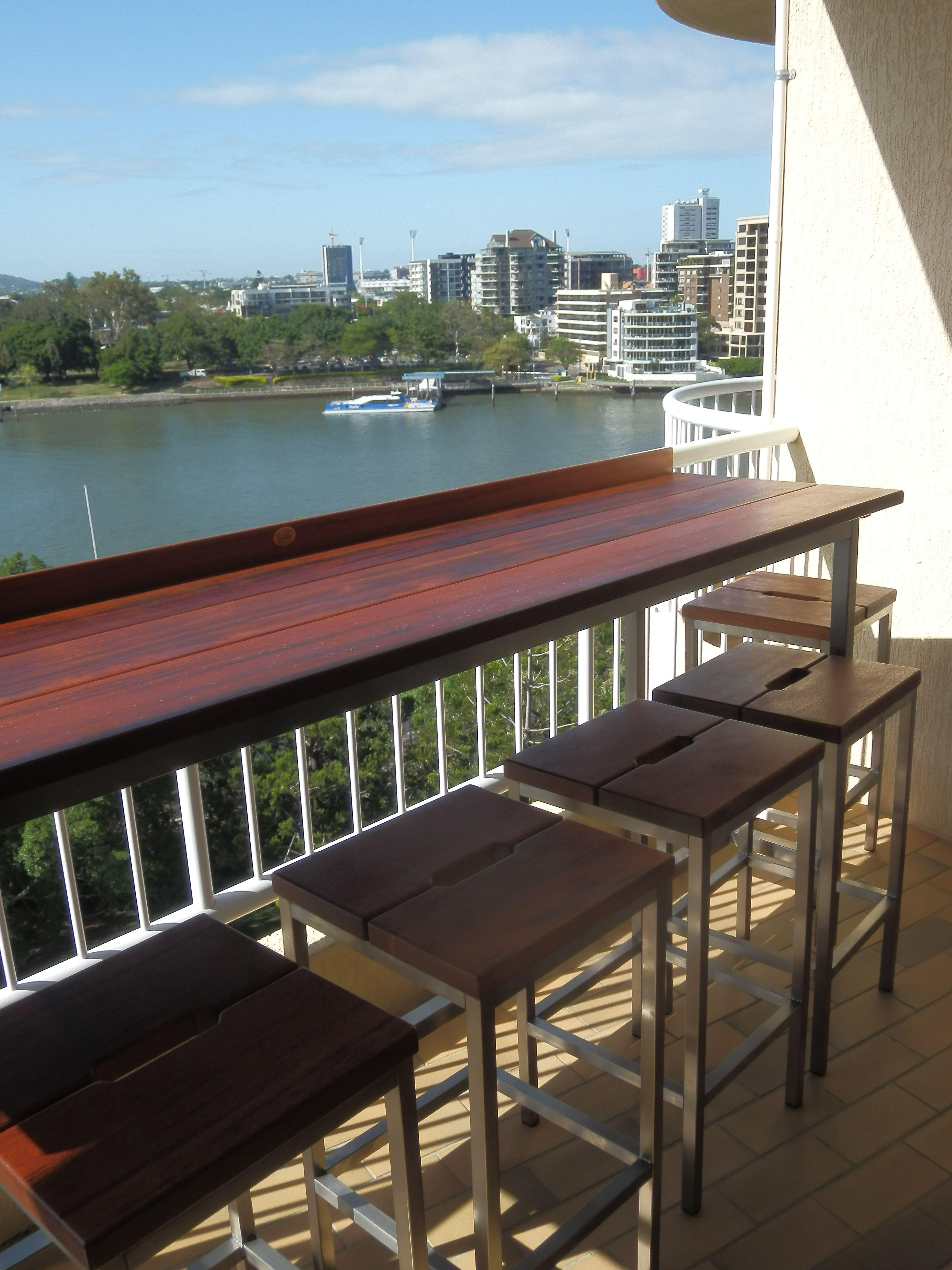 Large Balcony Bar   Australian Garden Furniture Co   AGFC. Large Balcony Bar   Australian Garden Furniture Co   AGFC