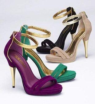 Zapatos Para Vestidos De Noche Zapatos De Moda Zapatos Y
