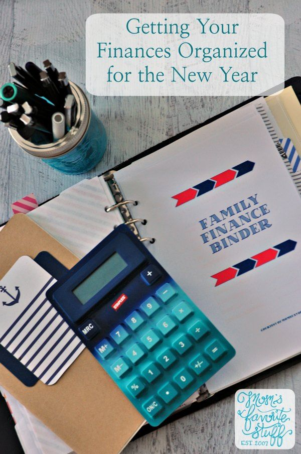 Getting Your Finances Organized For The New Year Bloggers Best Home Tips And Tricks Finance