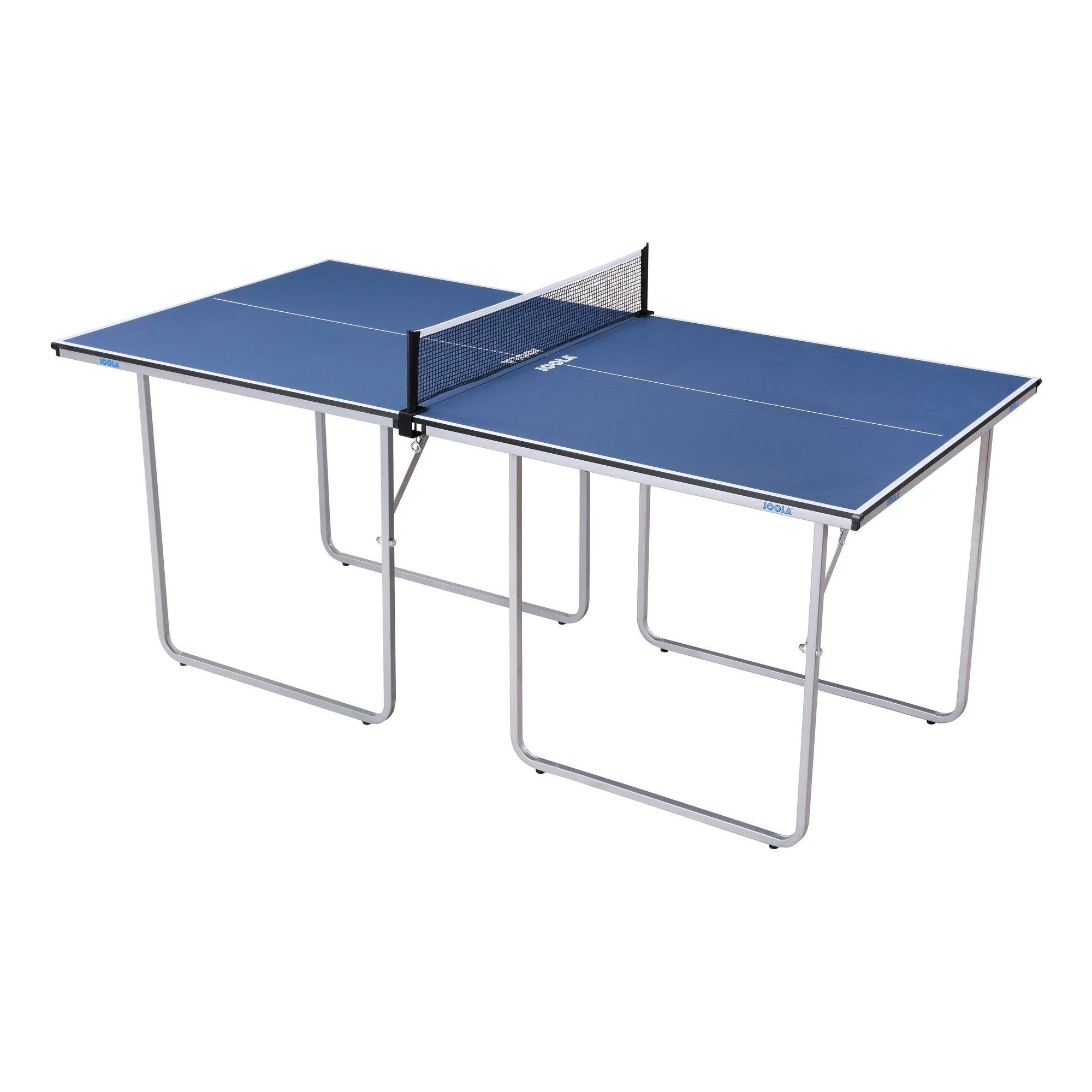 Joola Midsize Table Tennis Table With Net Set Ping Pong Table