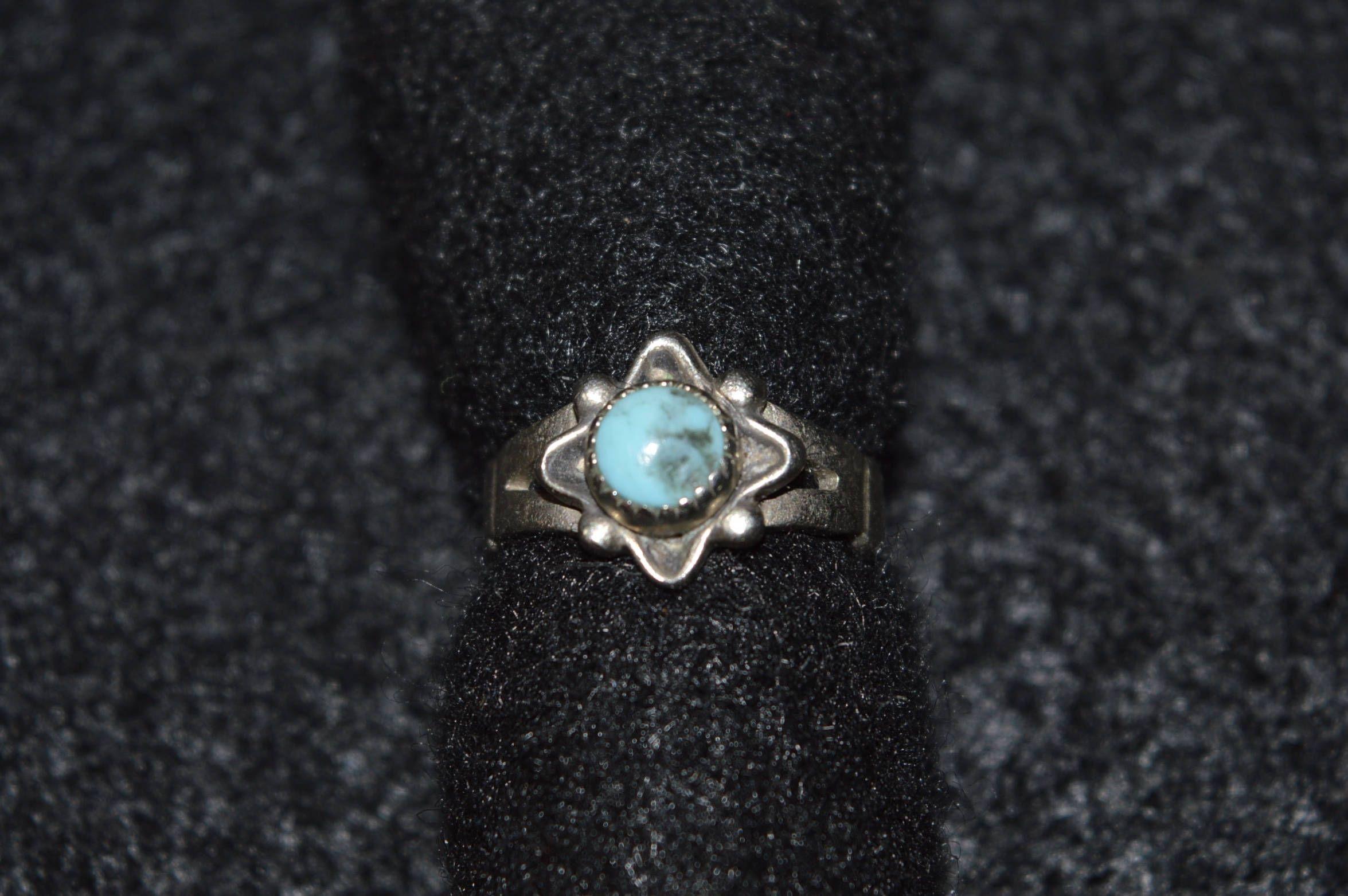 Tiny sun symbol southwestern ring navajo turquoise ring size 25 tiny sun symbol southwestern ring navajo turquoise ring size 25 ring tiny ring buycottarizona Images