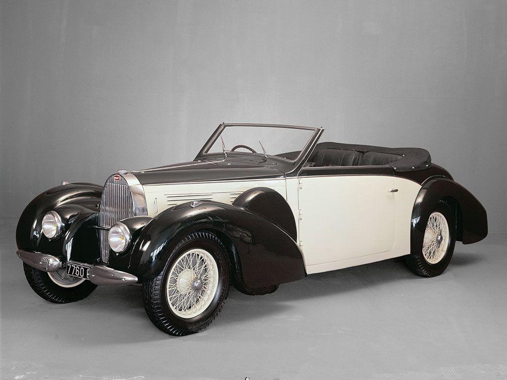 1939 Bugatti Type 57 Cabriolet by Gangloff | Old Rides 2 ...
