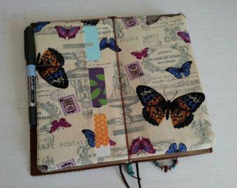 Zipped/Wallet Pocket For Traveler's Notebook