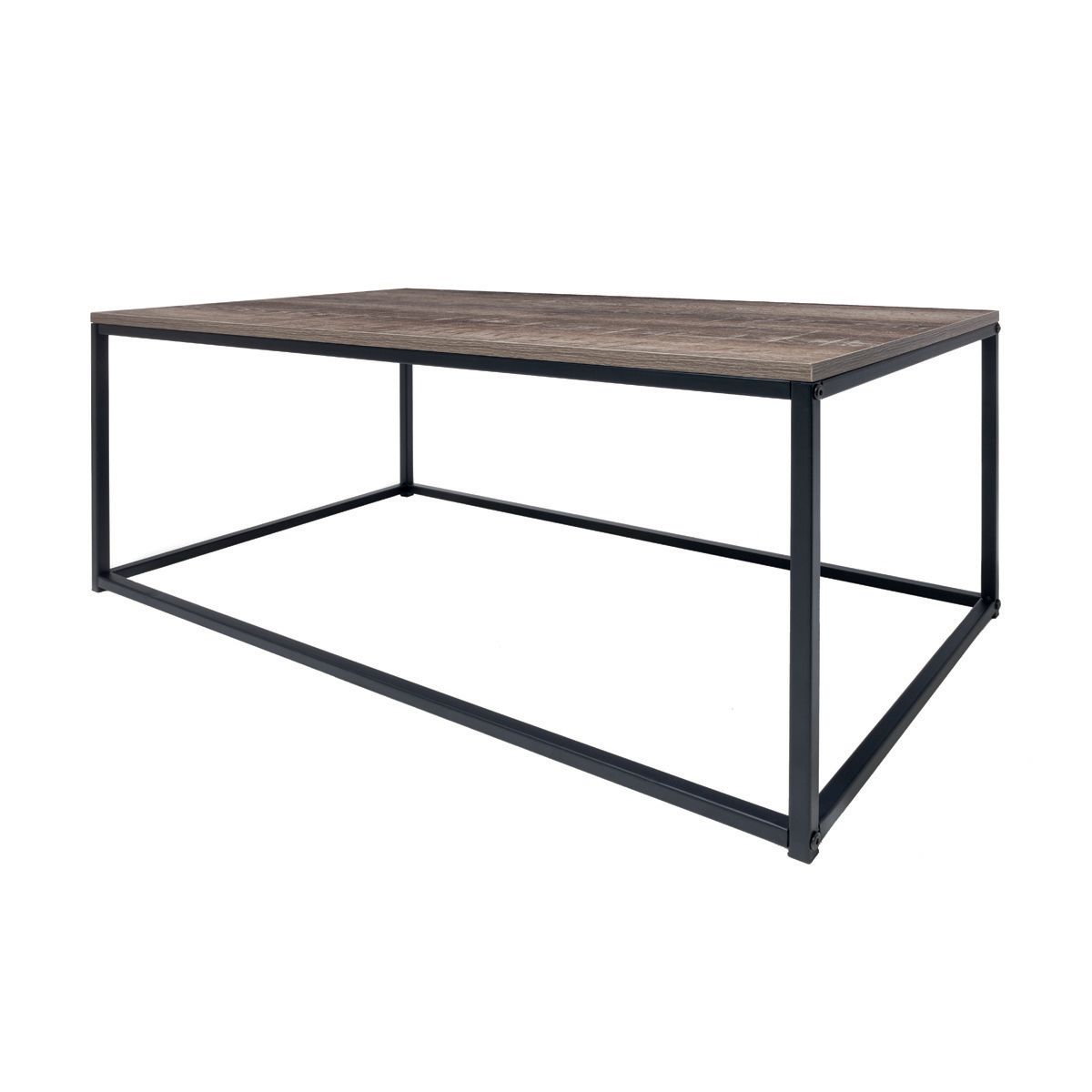 Industrial Coffee Table Kmart Modern Industrial Coffee Table
