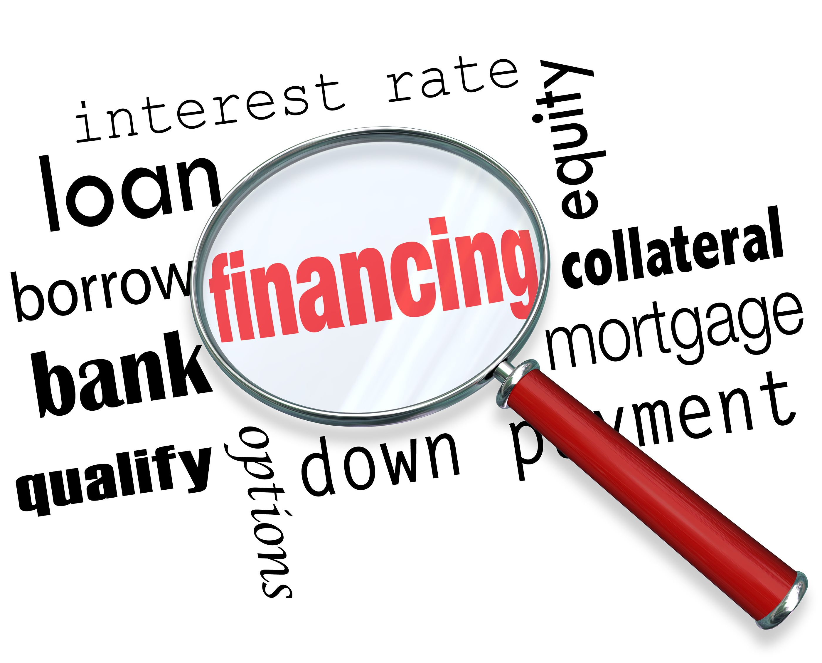 Call us at 8885924728 to get the best financing for