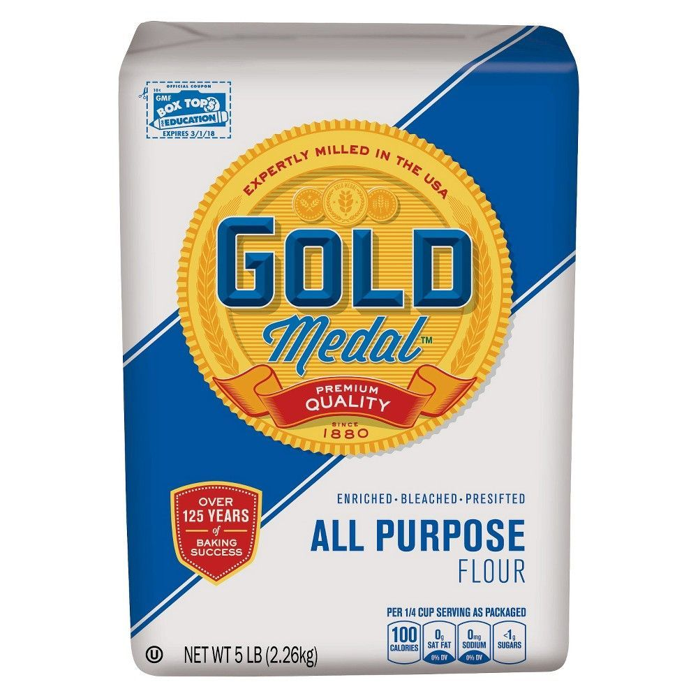 Gold Medal All Purpose Flour 5 lb