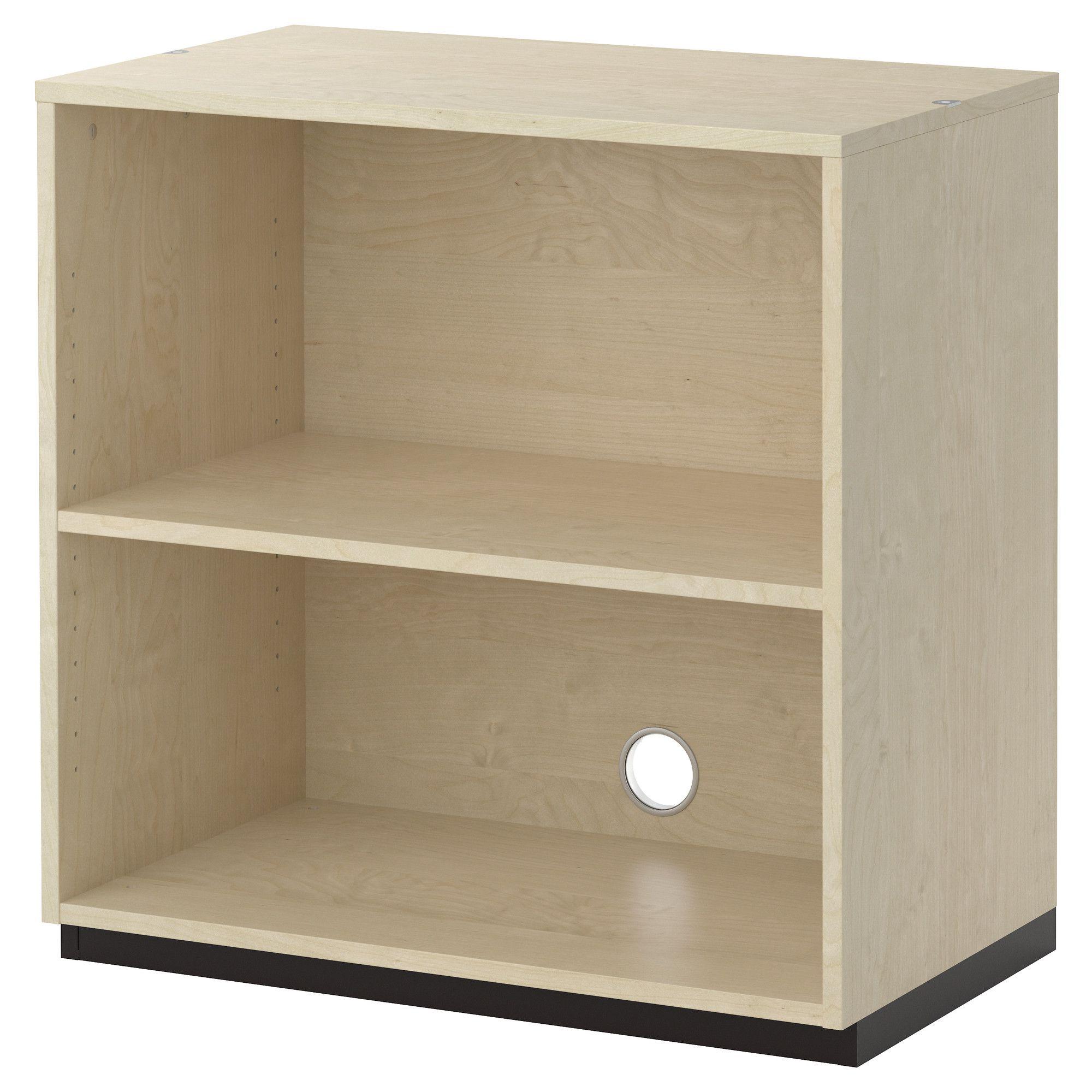 galant shelf unit birch veneer ikea. Black Bedroom Furniture Sets. Home Design Ideas