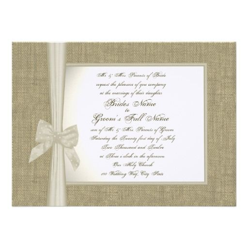 >>>The best place          Burlap and Bow Rustic Wedding Announcements           Burlap and Bow Rustic Wedding Announcements Yes I can say you are on right site we just collected best shopping store that haveHow to          Burlap and Bow Rustic Wedding Announcements Here a great deal...Cleck Hot Deals >>> http://www.zazzle.com/burlap_and_bow_rustic_wedding_announcements-161182700326749106?rf=238627982471231924&zbar=1&tc=terrest