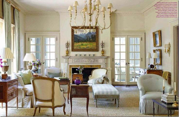 Classic Living Rooms to Love Pinterest Living rooms and Room