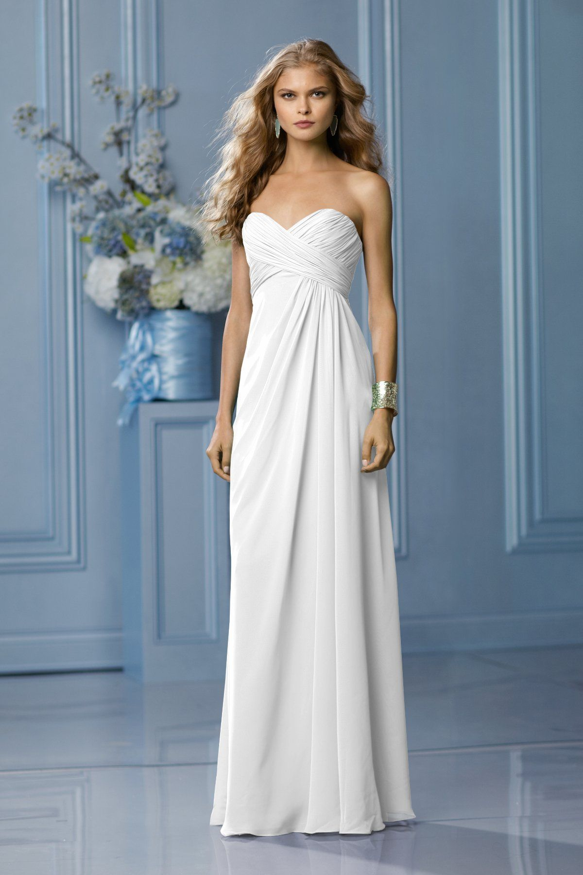 Wtoo Maids Dress 491 | Ideas for second wedding | Pinterest ...