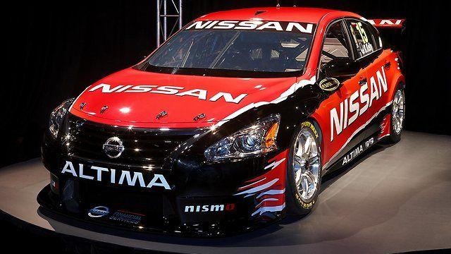 Nissan's V8 Supercar revealed Super cars, Nissan altima