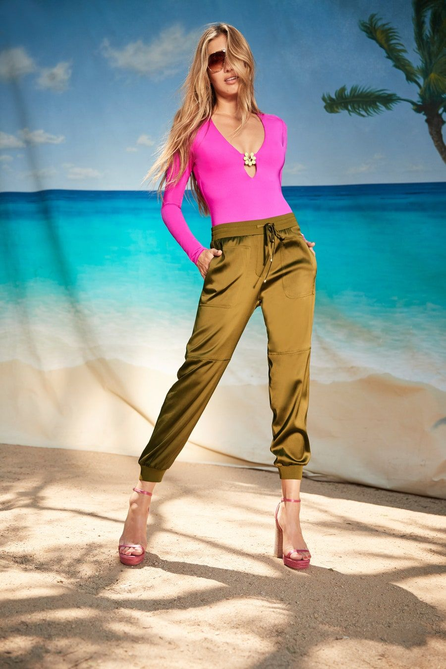 Trina Turk Spring 2021 Ready To Wear Fashion Show Trina Turk Fashion Business Casual Outfits For Women