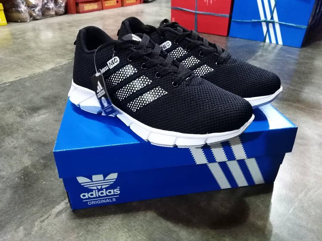 Adidas Neo Stock Baru Price Rp 120 000 Ukuran 39 40 41