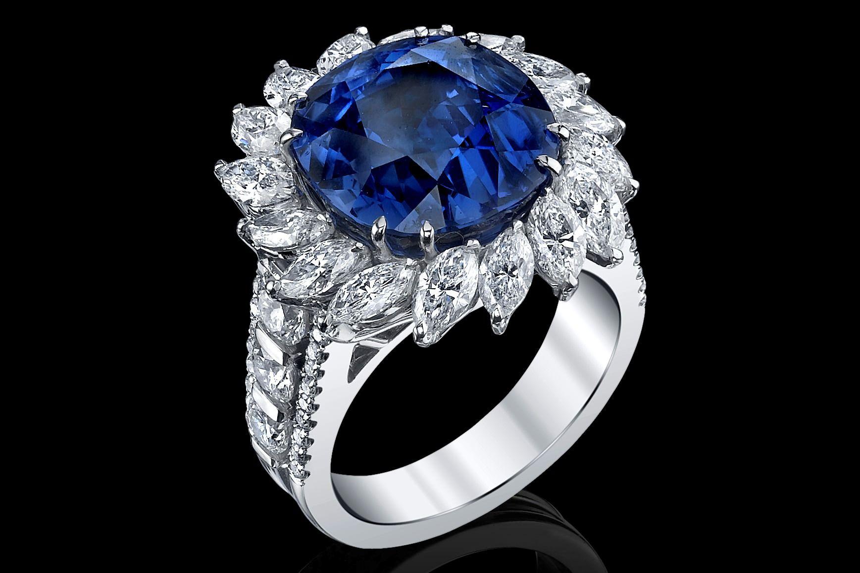 Best Colored Gemstones for Engagement Rings Gemstone