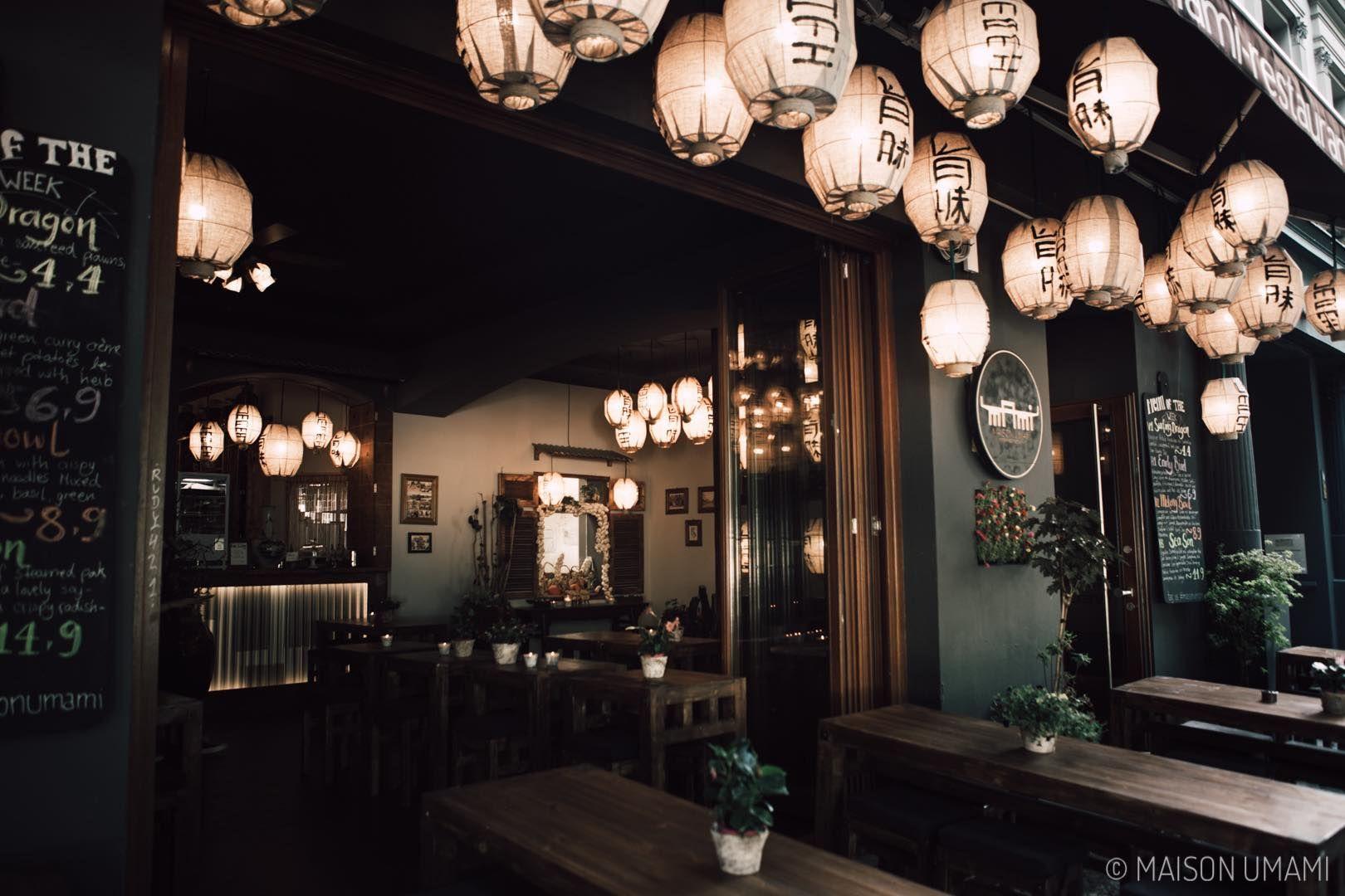 Maison Umami in Kreuzberg - tip berlin | Pisco, Restaurant ...