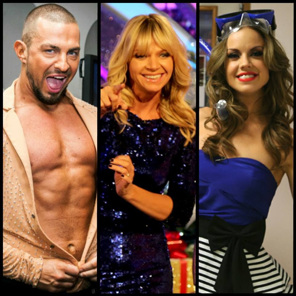It Takes Two is back next month and set to be bigger than ever! Zoe Ball is returning to host and you can expect even more razzle dazzle than usual including new hour-long Friday shows (hooray!) and new guest experts: professional dancers, Joanne Clifton and Robin Windsor. We can't wait! http://bbc.in/1IfWwfa #ITT