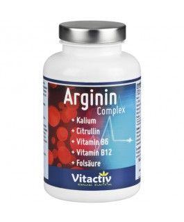 ARGININ Complex - Blutdrucksenker Einzigartiges..