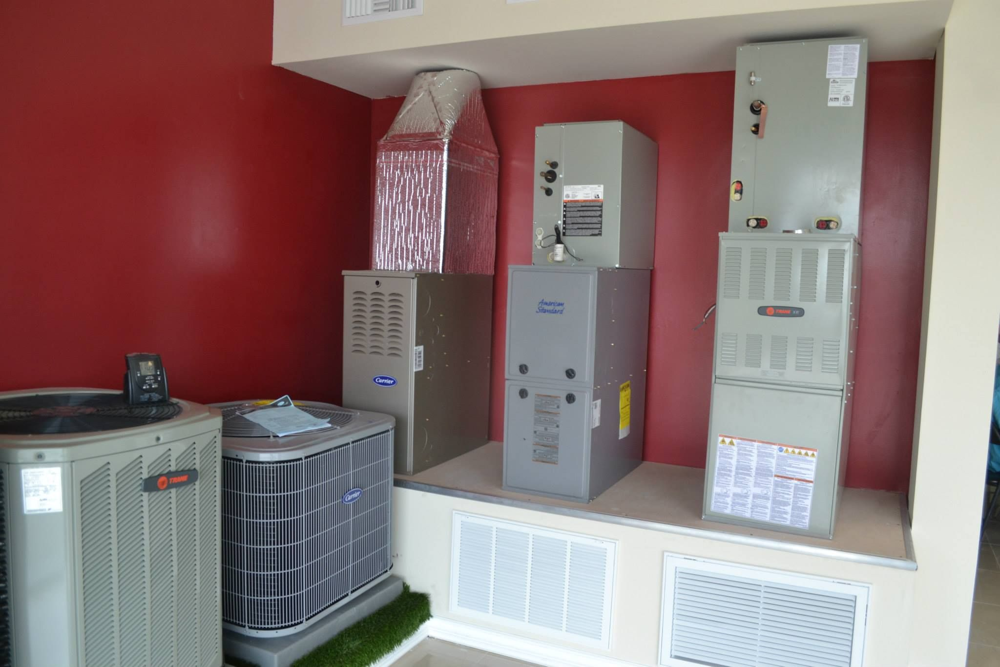 Ductless HVAC systems offer a solution for spaces not