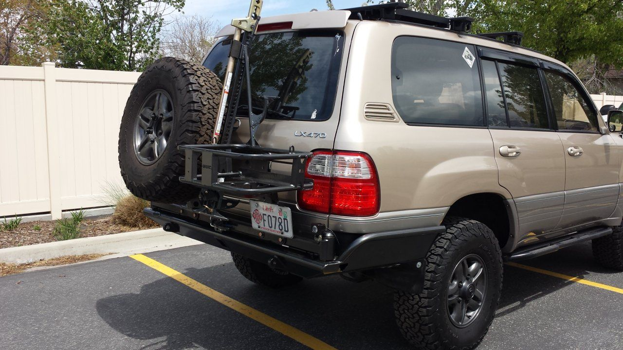 Builds 2001 Lx470 Build Legusy Toyota Land Cruiser 100 Land